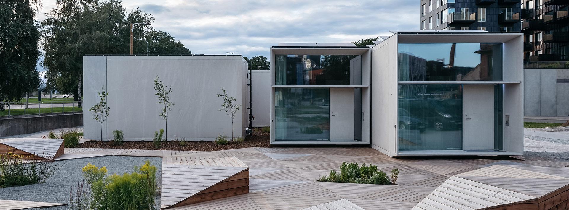 HOME - KODA by KODASEMA Minimalist Cube House Design Philippines Html on