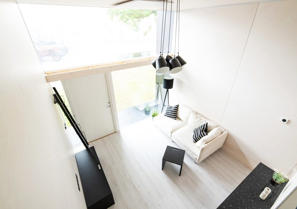 KODA Loft interior from height_photo by TonuTunnel.com