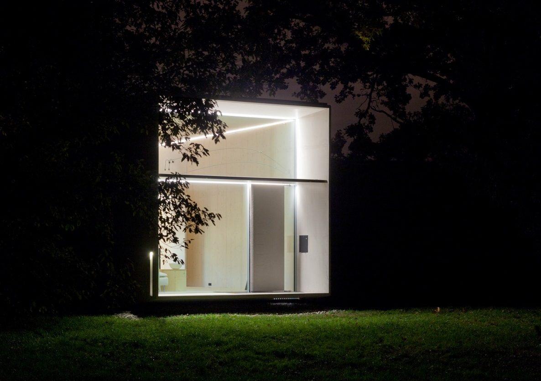 KODA at night in lights_photo by Paul Kuimet