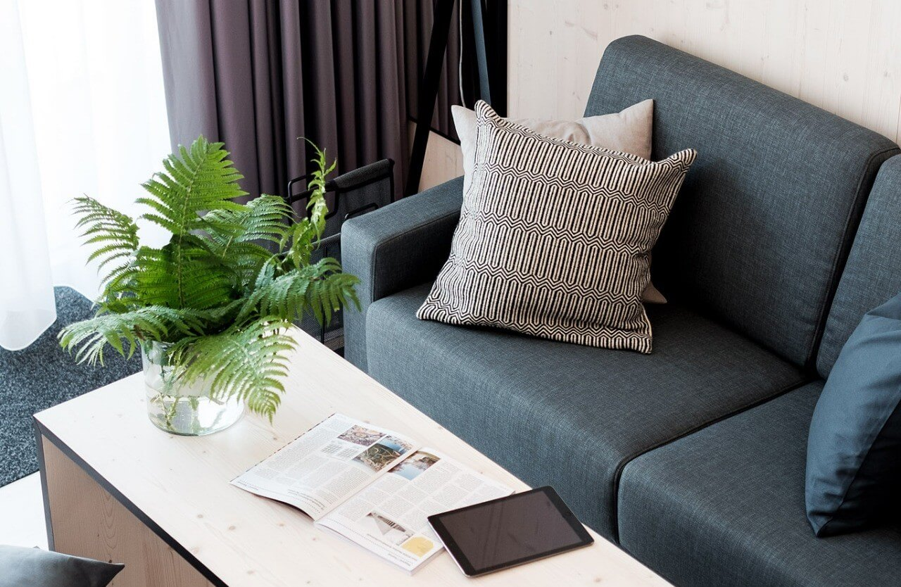 KODA hotel solution sofa_closeup_photo by Oliver Moosus