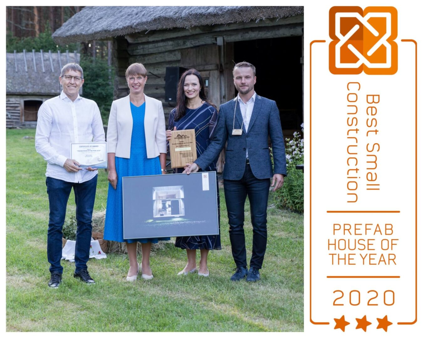 Prefab House of the Year - KODA Award 2020